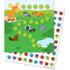 Mini Incentive Charts with Stickers - Moose & Friends