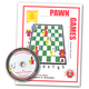 Pawn Games Workbook with Game Disk CD