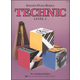 Bastien Piano Basics Technic Level 1