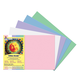 Tru-Ray Sulphite Construction Paper - Pastel Assorted, 5 Colors (12