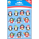 Shaped Stickers - Penguins