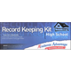 Record Keeping Kit - High School Edition