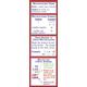 Multiplication Bookmark