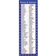 States & Capitals/Presidents Bookmark