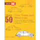 Draw 50 Cars, Trucks and Motorcycles