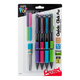 Quick Click Pop Mechanical Pencil, 0.7mm (with lead and eraser refill) 4 pack
