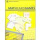 Math Card Games Book Only