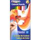 Prang Thick Core Color Pencil Set of 12 (3.3 mm)