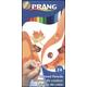 Prang Thick Core Color Pencil Set of 24 (3.3 mm)