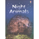 Night Animals (Usborne Beginners)