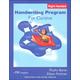 Handwriting Program for Cursive Right-Handed