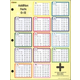 Math in a Flash Notebook Chart Addition