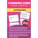 Common Core Language Task Cards Grade 4