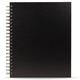 Sketch Book Spiral-Bound 8.5