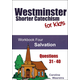 Westminster Shorter Catechism for Kids: Workbook 4 - Salvation