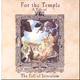 For the Temple MP3 CD
