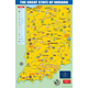 Indiana State Map Chart (11