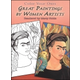 Color Your Own Grt Paintings by Women Artists