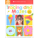 Get Ready for Pre-K: First Tracing and Mazes Big Skills Workbook