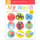Get Ready for Pre-K My: World Extra Big Skills Workbook