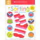 Get Ready for Pre-K: First Sorting Skills Workbook