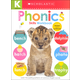 Kindergarten Skills Workbook: Phonics