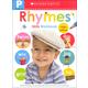 Pre-K Skills Workbook: Rhymes