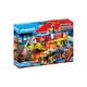 Fire Engine with Truck (City Action)