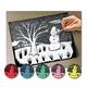 Scratch Art Solid Colors (2 ea. Of 6 colors)