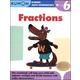 Fractions Grade 6 Workbook