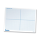 Dry-Erase Board Double-Sided 9 x 12 Coordinate Grid