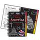 America Scratch and Sketch Activity Book