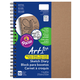 Art1st Create Your Own Sketch Diary Natural Cover (11