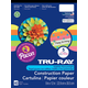 Tru-Ray Sulphite Construction Paper Pad (Hot Color Assortment)