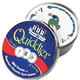 Quiddler Card Game Mini Round Tin