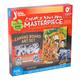 Create Your Own Masterpiece: Sea Turtle & Cheetah Set 12