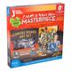 Create Your Own Masterpiece: Pegasus & Zebra Set 12