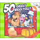 50 Giggly-Wiggly Songs Music CD