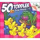 50 Toddler Sing-Along Songs Music CD