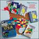 WorldWise Geography Card Game - USA