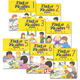 Finger Phonics Set of Books 1-7 w/ Print Ltrs