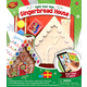 Gingerbread House Wood Painting Kit