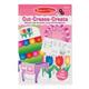 Cut-Crease-Create Pink