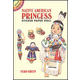 Native American Princess Sticker Paper Doll