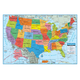 U. S. Wall Map