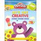 Play Doh: Let's Get Creative Jumbo Sticker Book