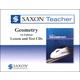 Saxon Teacher for Geometry CD-ROMs