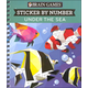 Brain Games Sticker by Numbers - Under the Sea