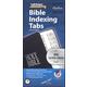 Mini Bible Tabs, Silver