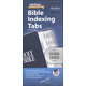 Standard Bible Tabs - Silver